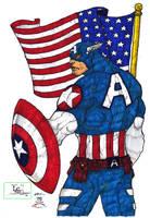 Captain America Triumph by CDL113