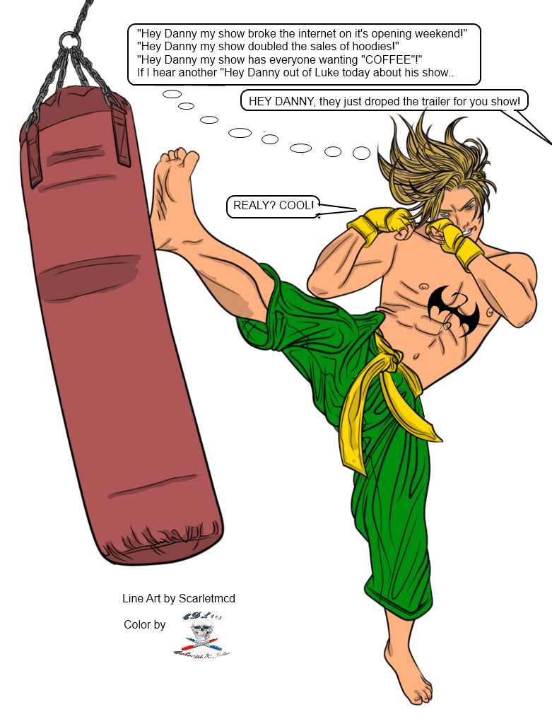 Iron fist kickboxing