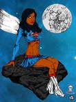 Super Girl Earth 2