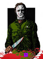 Michael Myers by CDL113