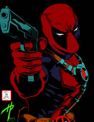 They call me Deadpool