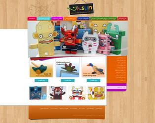 Yasun Toys by ajoudanian