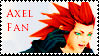 Axel fan stamp by AnimalSam