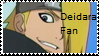 Deidara Fan stamp by AnimalSam
