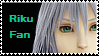 Riku fan stamp by AnimalSam