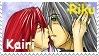 RiKai stamp by AnimalSam