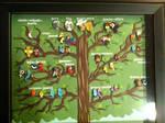 My Family Tree- Papercut