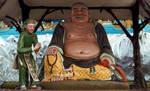 Fat and Happy Buddha by KeldBach