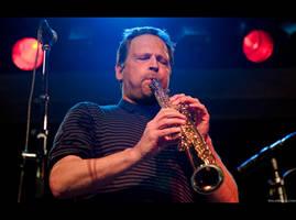 Soprano Saxophone by KeldBach