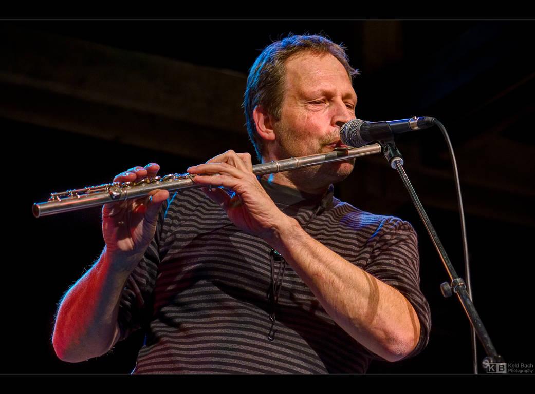 Transverse Flute by KeldBach