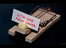 From Santa with Love, Ho Ho by KeldBach