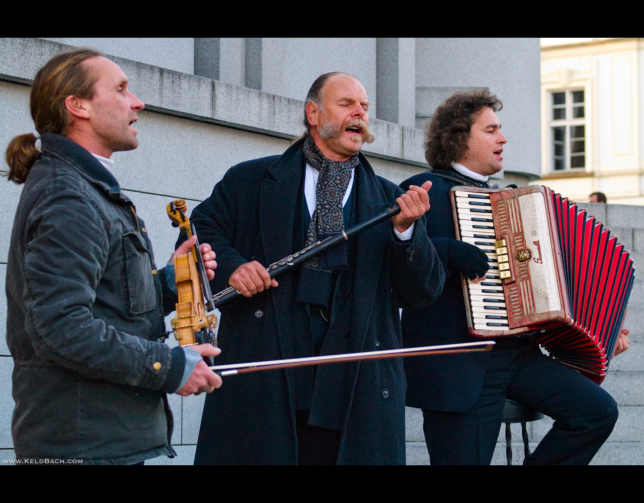 Street Music by KeldBach