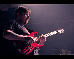 Rock Guitar by KeldBach