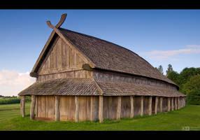 Where the Vikings Used to Dwell by KeldBach