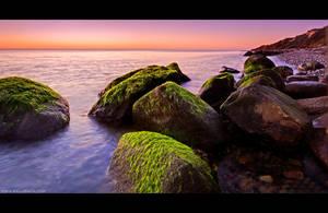 Mossy Rocks by KeldBach