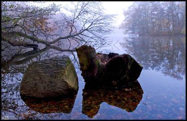 One Misty Moisty Morning by KeldBach