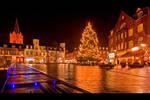 Wet December Evening by KeldBach
