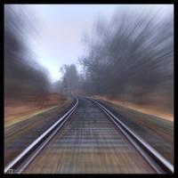 Riding the Rails by KeldBach