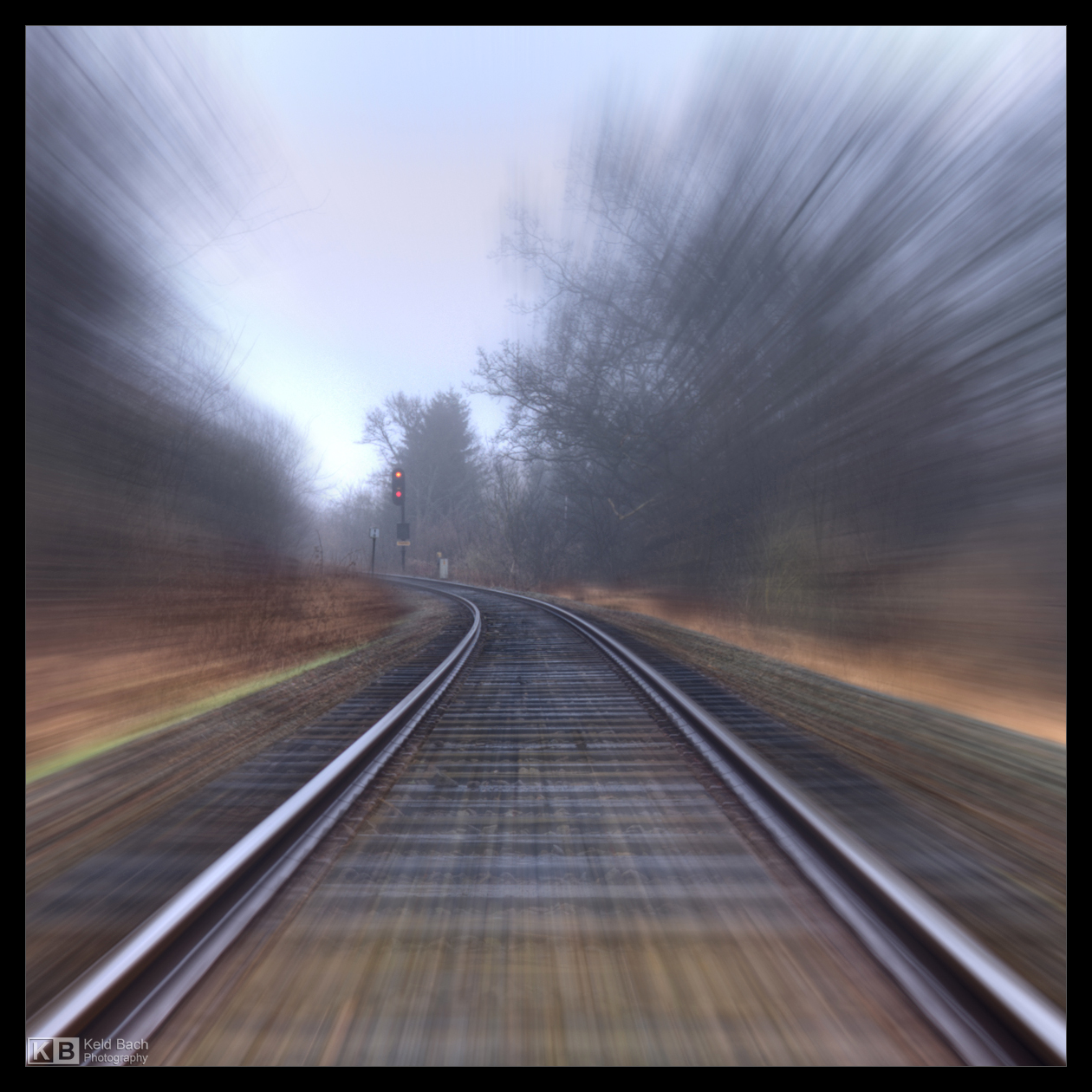 Riding the Rails by KeldBach