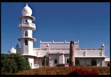 Jumaa Mosque in Malindi by KeldBach