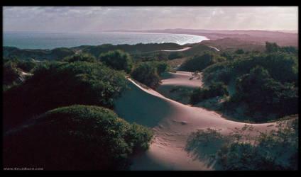 Lamu Bay by KeldBach