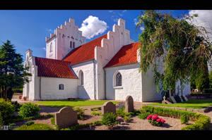 Gerlev Church by KeldBach