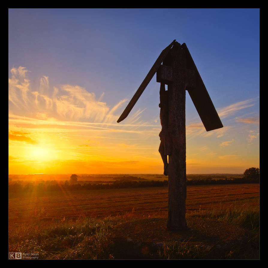 Holy Anders' Crucifix by KeldBach