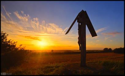 Holy Anders' Cross by KeldBach