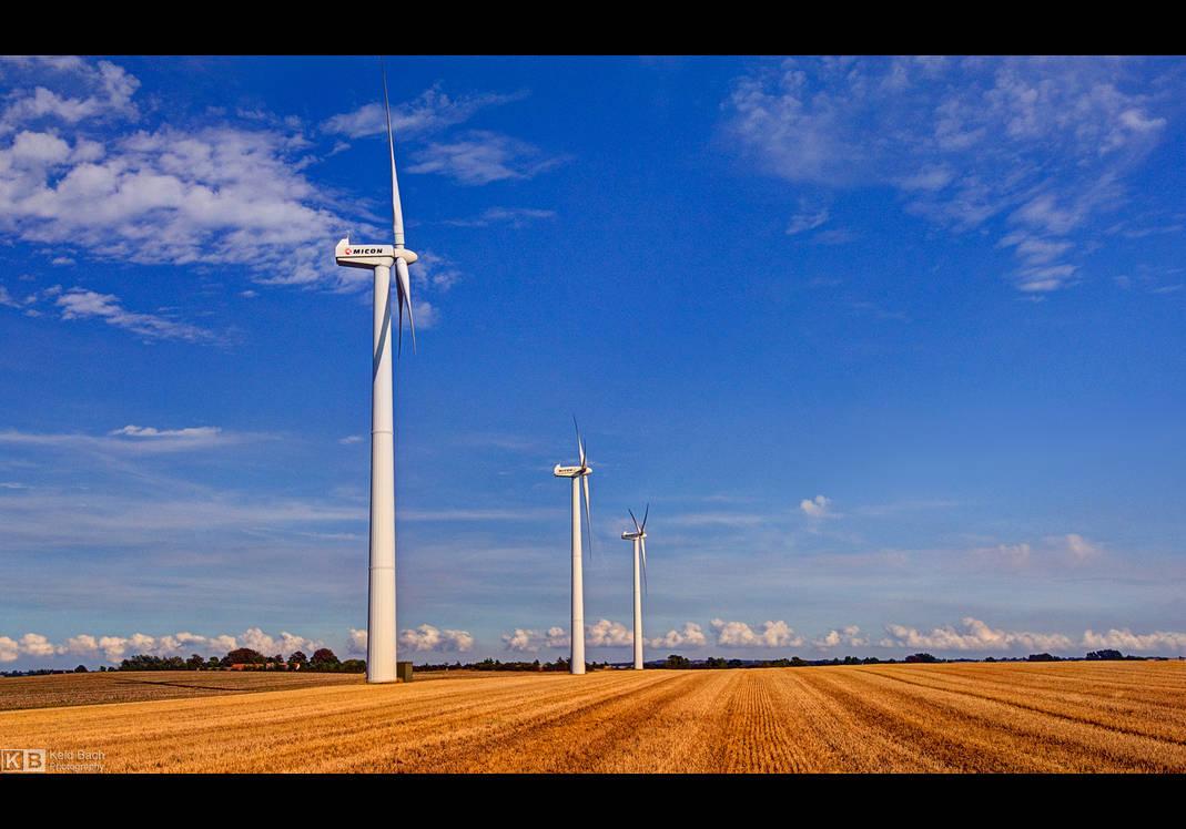 Windmills on My Mind by KeldBach