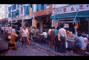 Chinatown Shopping by KeldBach