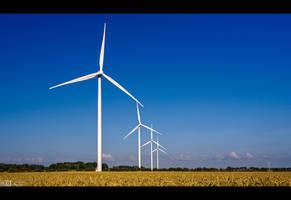 Windmills on My Nerves... by KeldBach