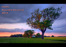 Summer Solstice 2015 by KeldBach