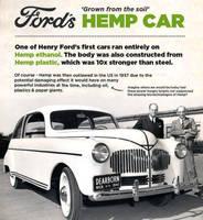 Ford Hemp Car by KeldBach