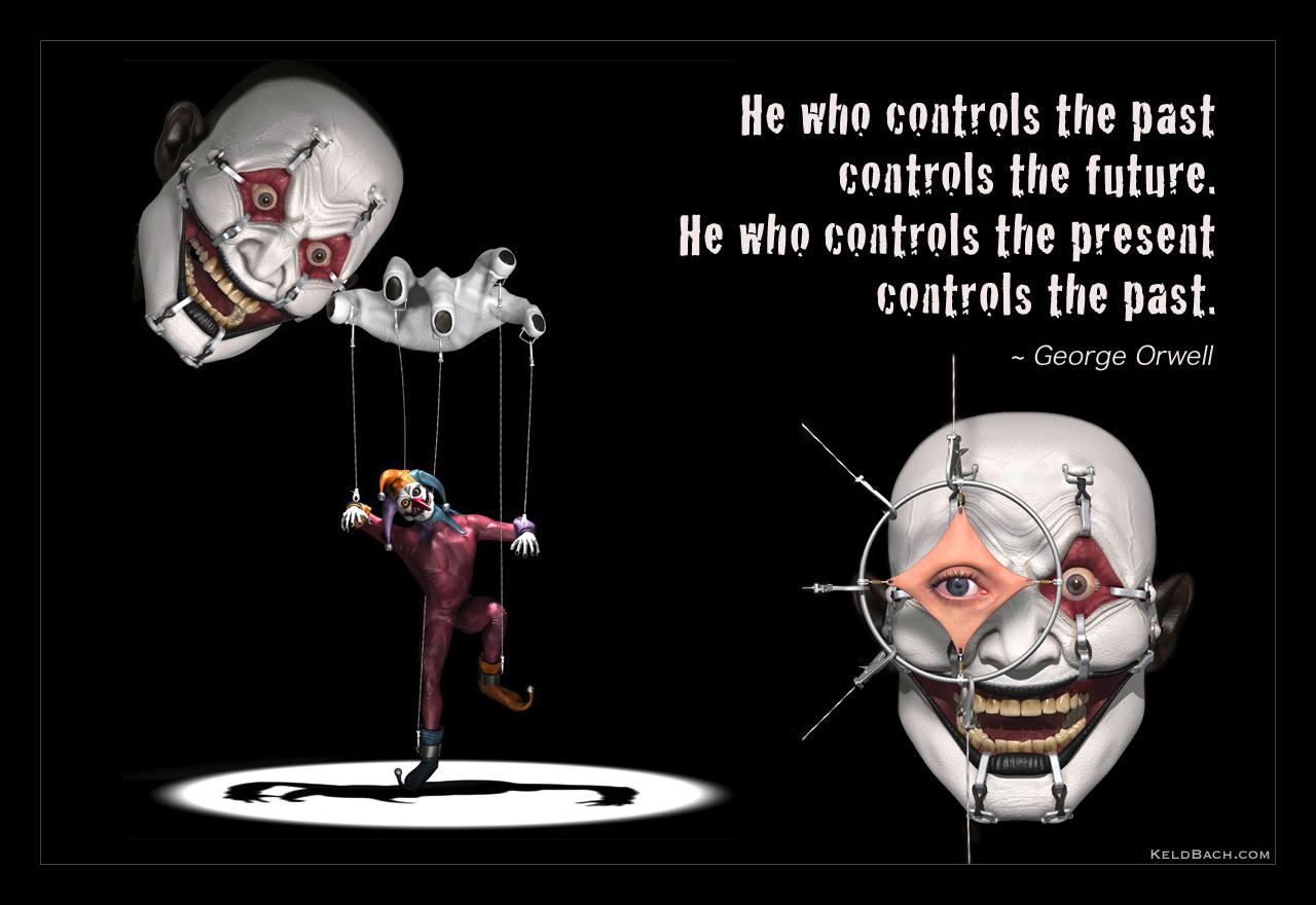 The Puppet Master's Secret by KeldBach