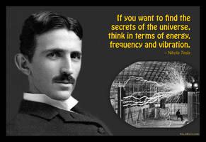 Secrets of the Universe by KeldBach