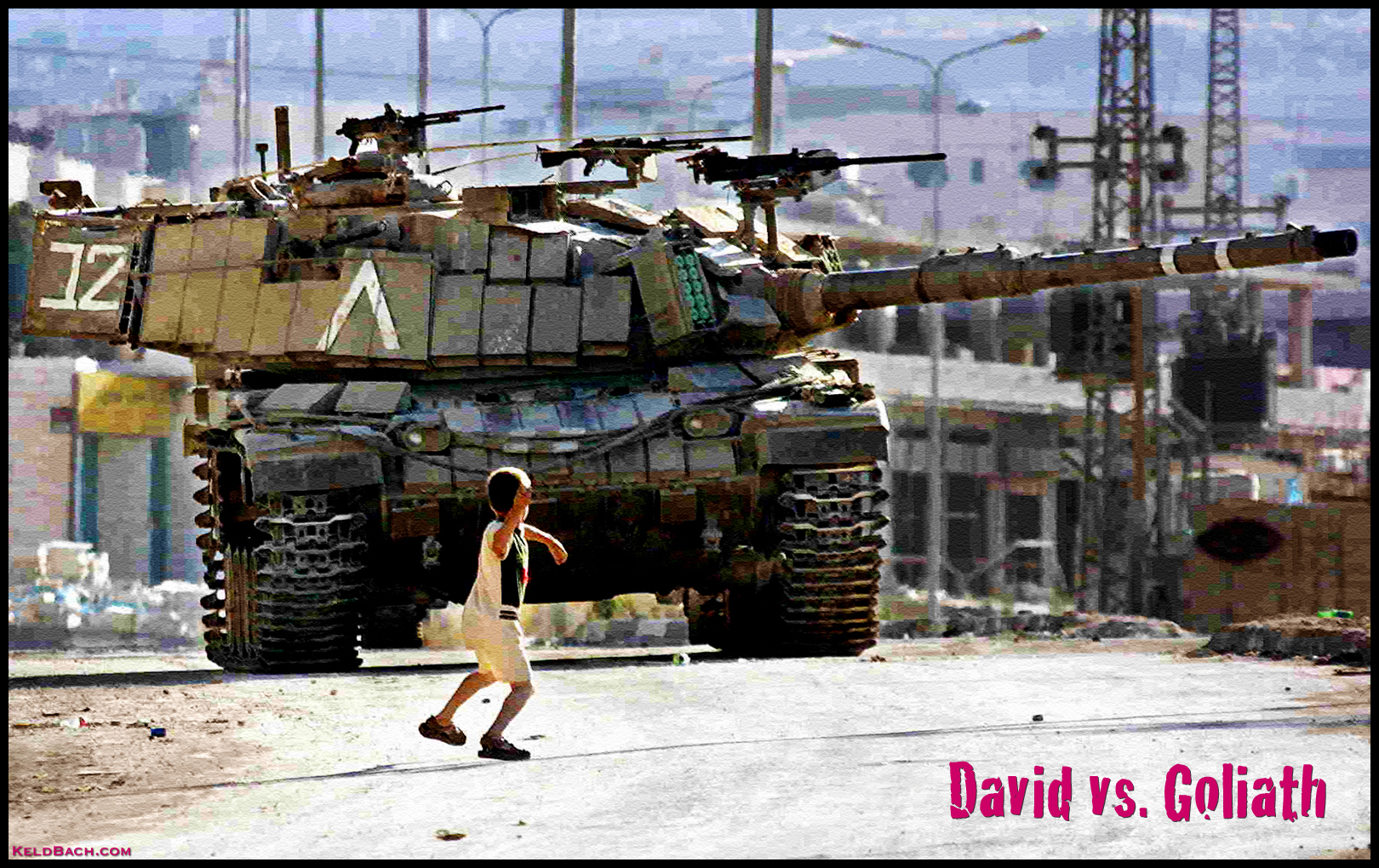 Stop the Illegal Siege and Occupation of Palestine