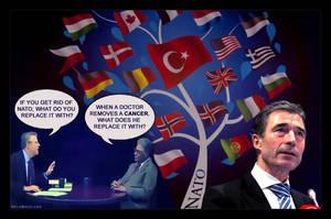 NATO - a Global Cancer by KeldBach