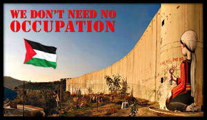 Time to Scrap Israel's Apartheid Wall by KeldBach