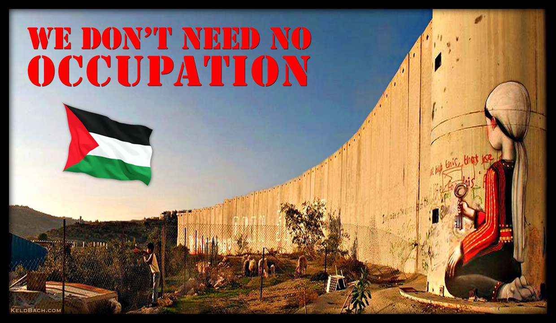 Time to Scrap Israel's Apartheid Wall by KeldBach
