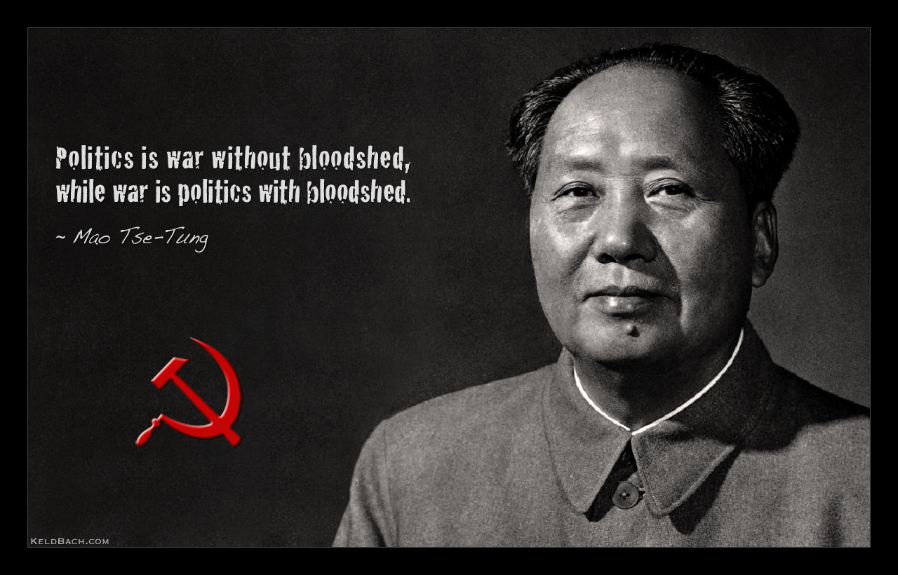 Politics Is War by KeldBach