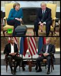 Arkward Moments in Politics