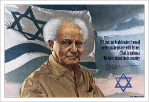 An 'Honest' Zionist by KeldBach