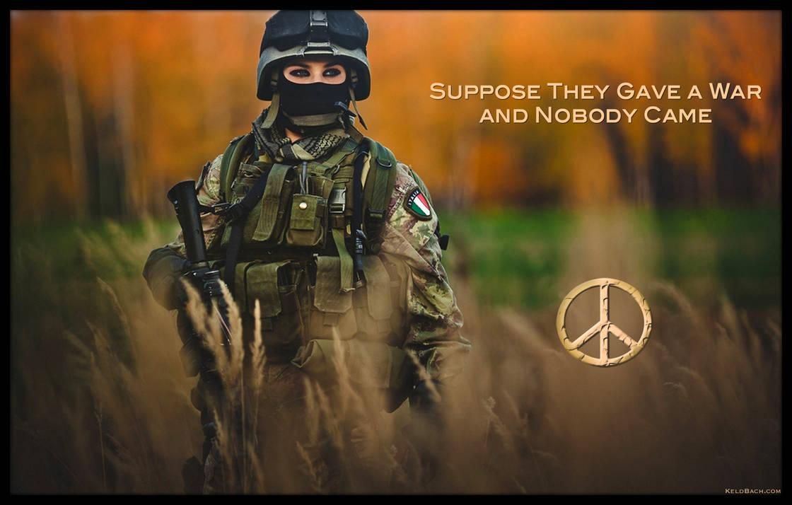 The Warmongers' Nightmare by KeldBach