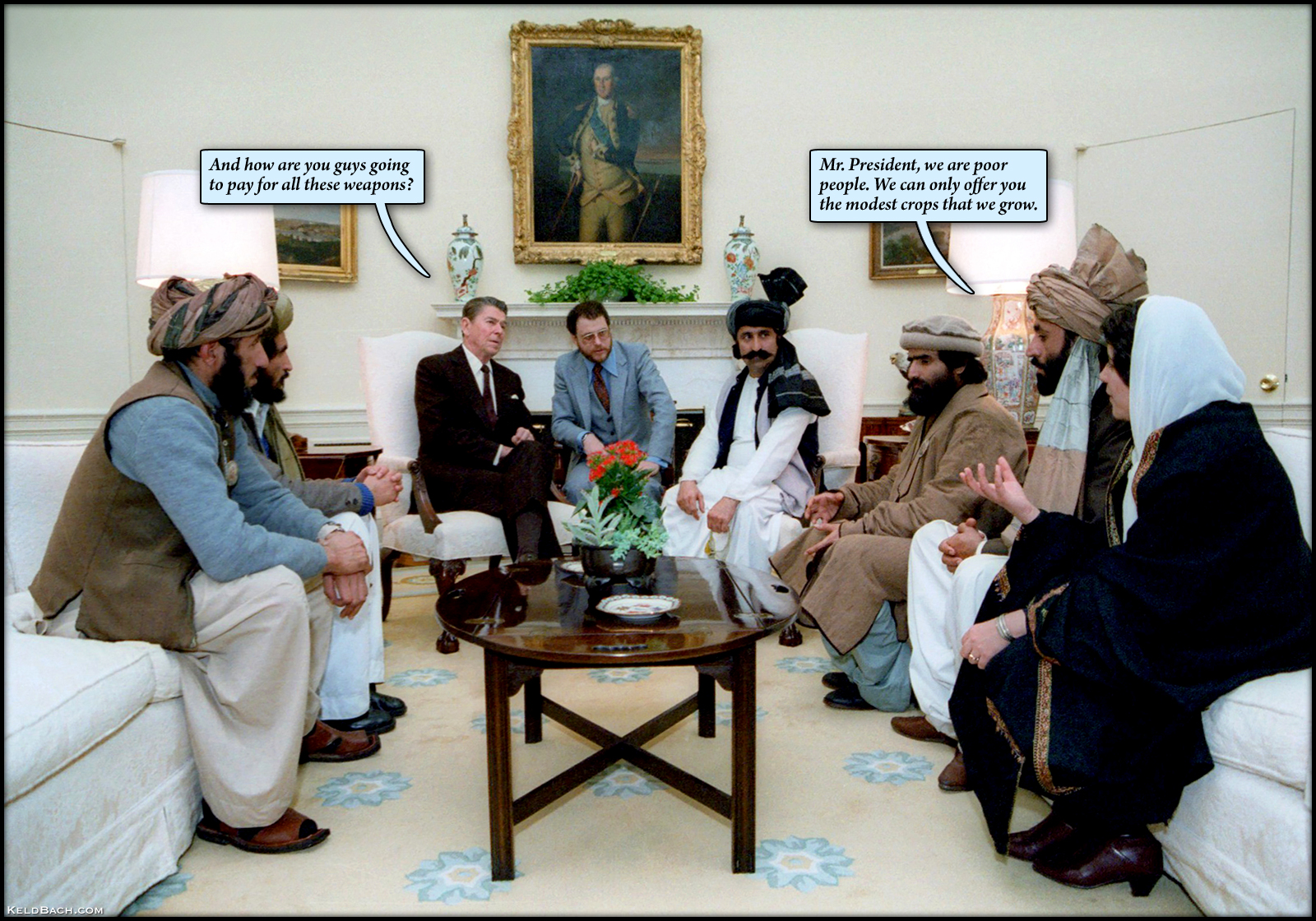 When the Taliban were the Good Guys by KeldBach