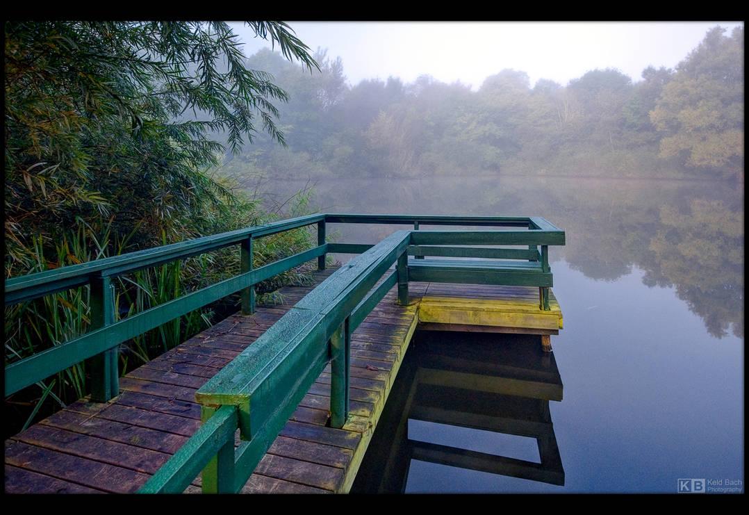 Misty Morning by KeldBach