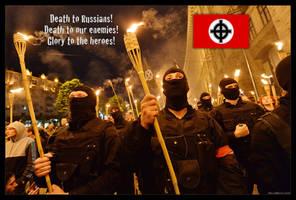 Nazis Marching Again, MSM Silent by KeldBach