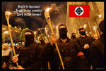 Nazis Marching Again, MSM Silent