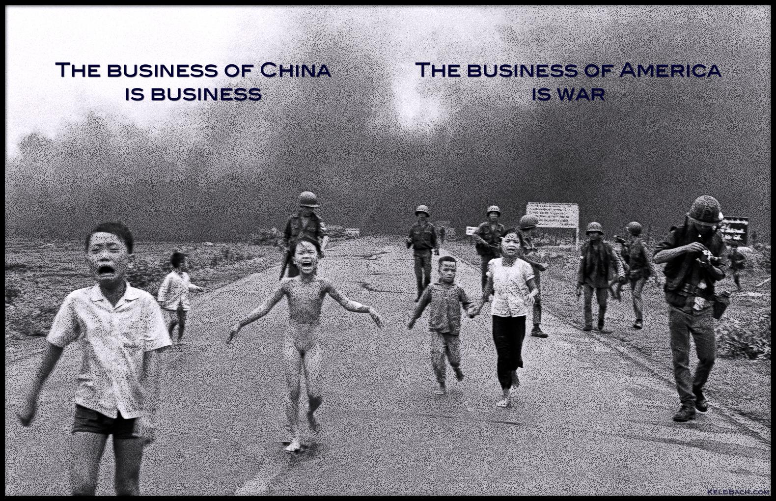 America's War Addiction