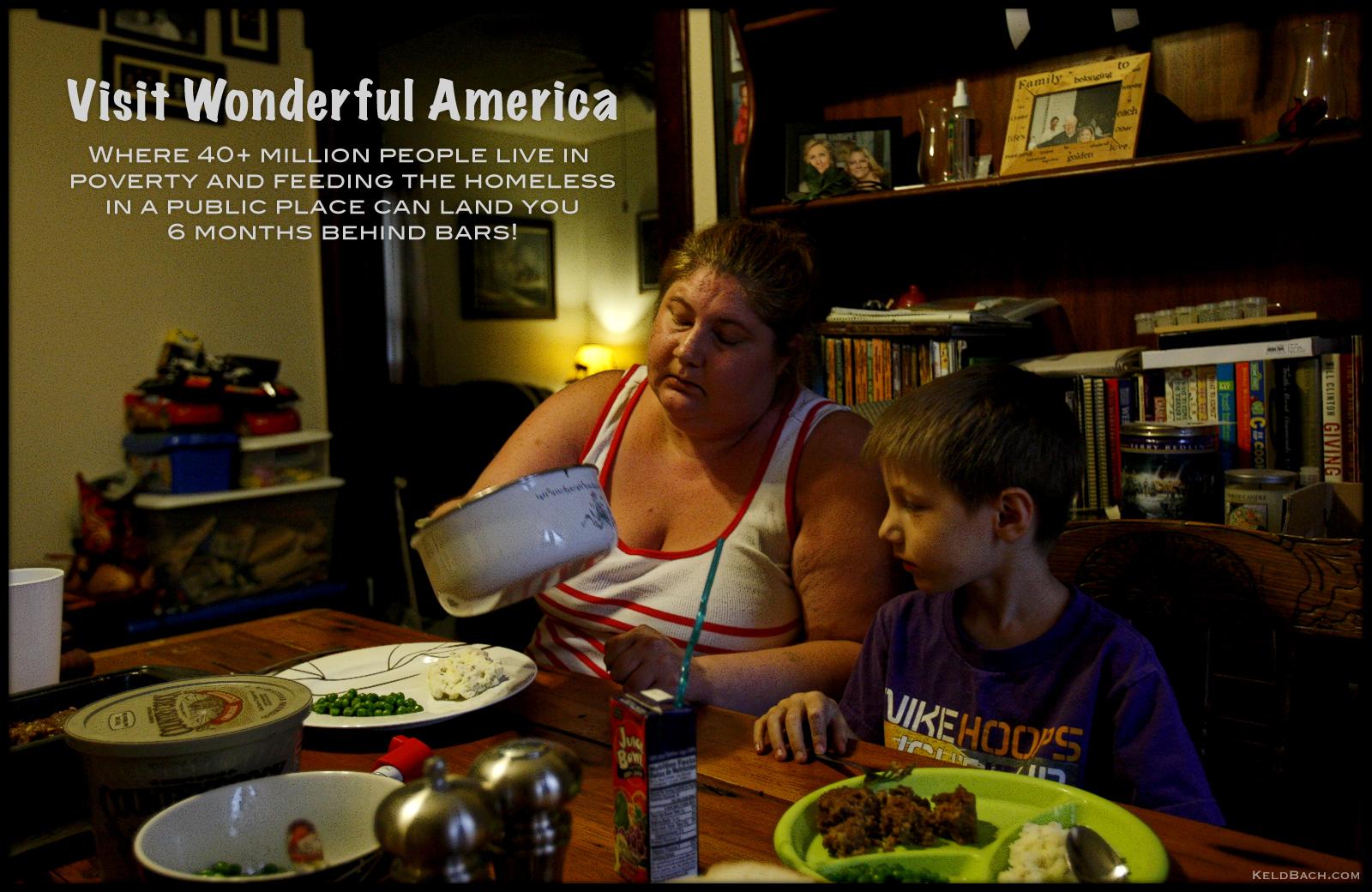 Visit 'Wonderful' America by KeldBach