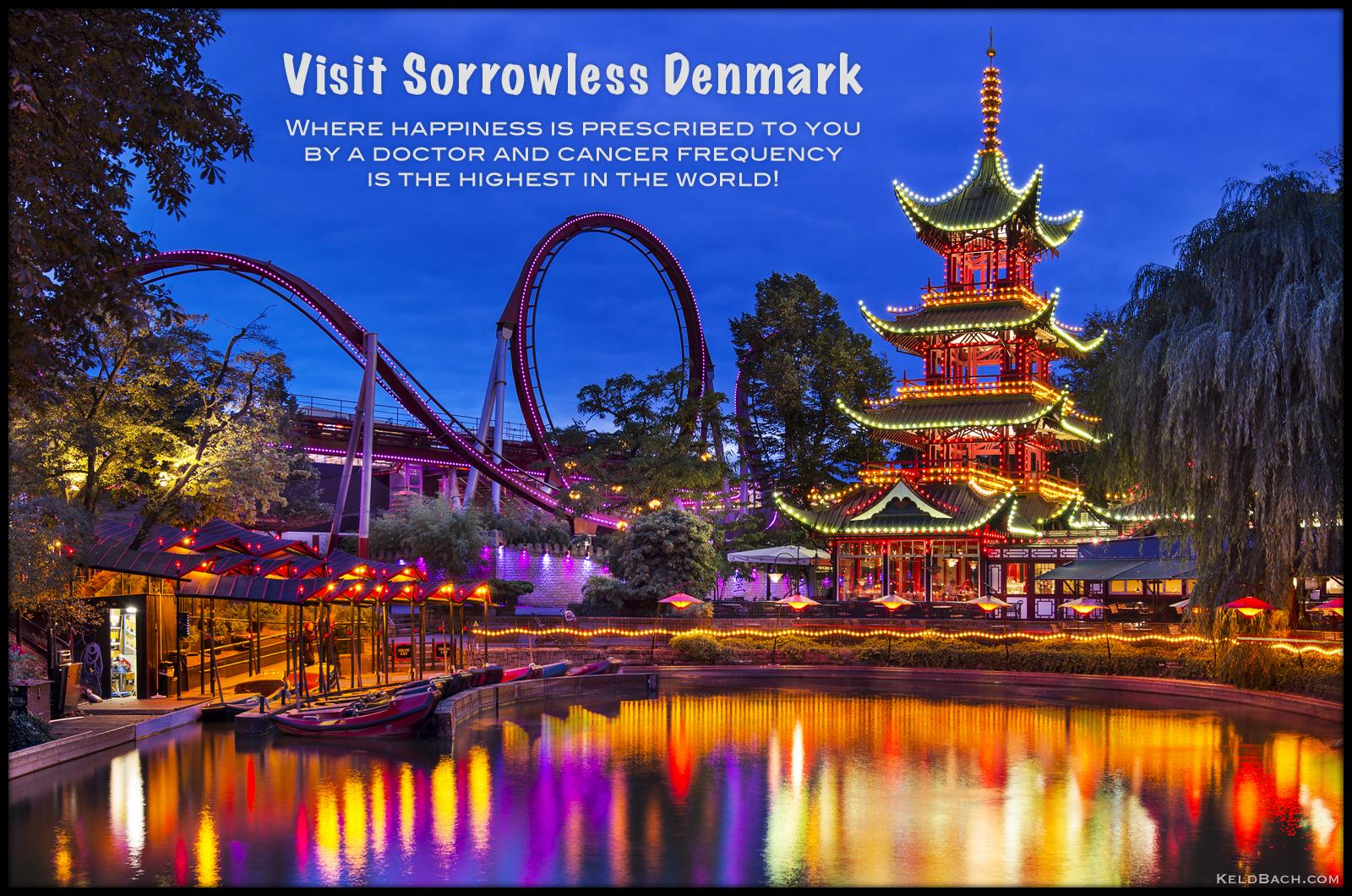 Visit 'Sorrowless' Denmark by KeldBach